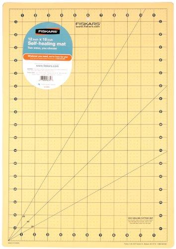 how to use a fiskars cutting mat