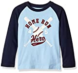 The Children's Place Boys' Raglan Graphic Tee, Rapids, 18-24 Months
