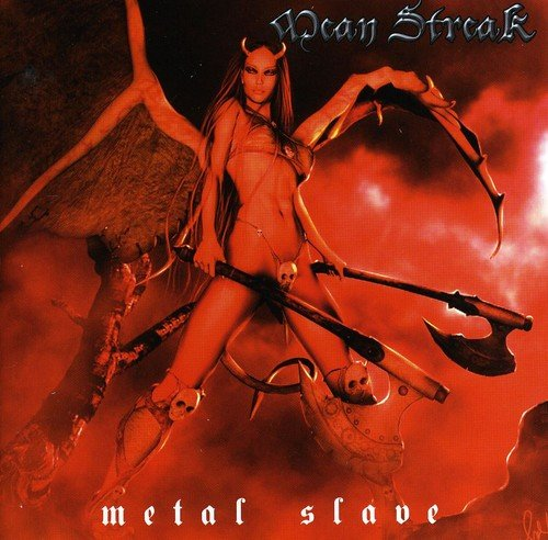 CD : Mean Streak - Metal Slave (CD)