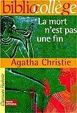 echange, troc Agatha Christie - La mort n' est pas une fin