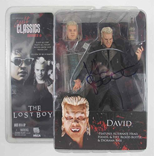 Kiefer Sutherland Lost Boys Signed Action Figure Certified Authentic PSA/DNA