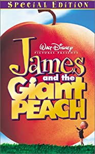 James and the Giant Peach (Walt Disney Pictures Presents) [VHS]