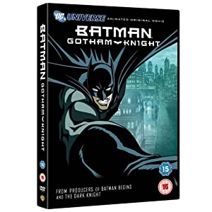 Batman - Gotham Knight [Import anglais]