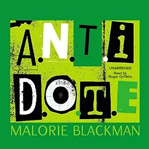 A.N.T.I.D.O.T.E. Audiobook