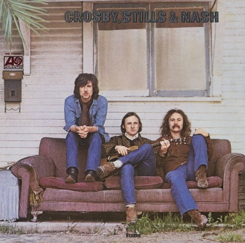 Crosby, Stills & Nash - Crosby, Stills & Nash (1st Album, Expanded and Remastered) - Zortam Music
