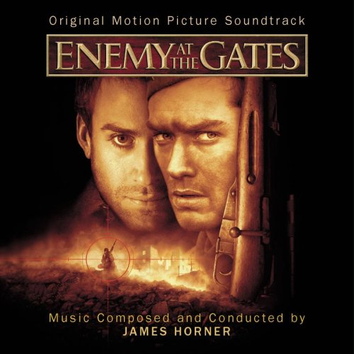 James Horner - Enemy At The Gates - Zortam Music