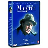 Maigret - La collection, coffret n� 5par Bruno Cremer