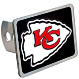Siskiyou SportsFTHB045S NFL Trailer Hitch- Kansas City Chiefs
