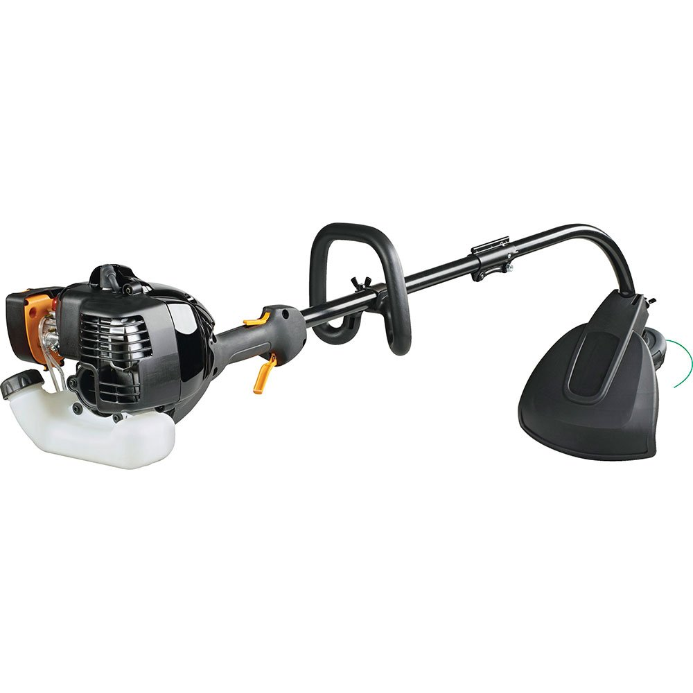 Poulan Pro 967105401 25cc 2 Stroke Gas Powered Curved Shaft Trimmer