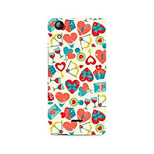 Ebby Be my Valentine Premium Printed Case For Micromax Canvas Selfie 2 Q340