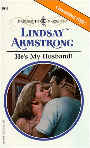 He'S My Husband (Harlequin Presents), Armstrong