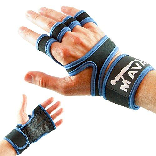 Mava Fitness Gloves: Mava Sports Kettlebell Gloves For Gym Workouts