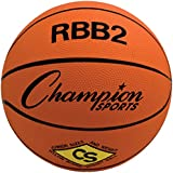 "Champion Sport Pro Rubber Basketball, 27.5"" - 27.75"", 27.5"" - 27.75""/"