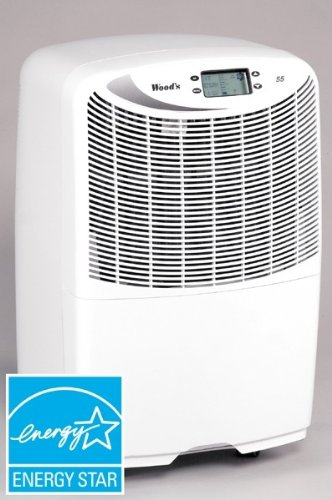 Cheap Woods: WMDE55WE 55 Pint Dehumidifier Millenium Series, Digital Controls (WMDE55WE)