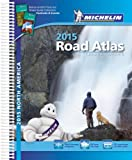 USA Canada Mexico 2015 - A4 spiral (Michelin Tourist and Motorist Atlas)