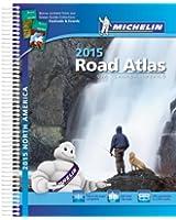Michelin 2015 Road Atlas USA / Canada / Mexico