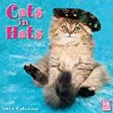 Cats in Hats 2014 Calendar (Calendar 2014)