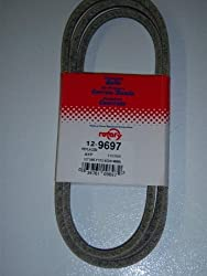 144959 Replacement belt made with Aramid fiber (Kevlar) . For Craftsman, Poulan, Husqvanra, Wizard, more.