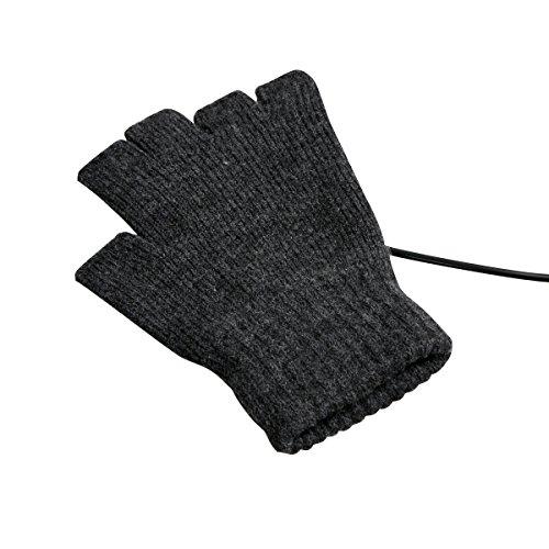 指先まで温かい!USB指までヒーター手袋 USGLVE2G サンコーレアモノショップ