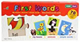 img - for First Words: My House, Animals, Simple Words: Educational Puzzle Cards (Word Play) book / textbook / text book