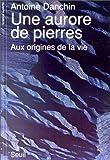 echange, troc Antoine Danchin - Une aurore de pierres. Aux origines de la vie