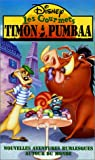 echange, troc Timon et Pumbaa vol.2 : Les Gourmets [VHS]
