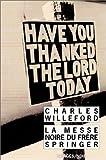 echange, troc Charles Willeford - La messe noire du frère Springer