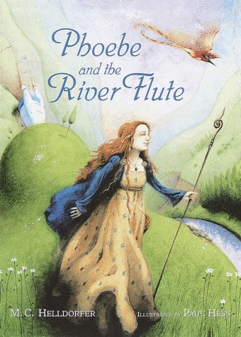 Phoebe and the River Flute