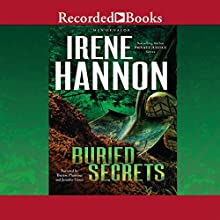 Buried Secrets (       UNABRIDGED) by Irene Hannon Narrated by Therese Plummer, Jennifer Grace
