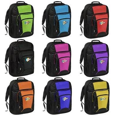 Karabar Maximum Cabin Allowance Backpack 55 x 40 x 20 cm, 44 Litre, 700 Grams - 3 Years Warranty!