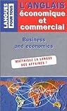 L'anglais économique et commercial en 20 dossiers par Marcheteau