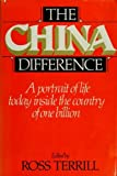 img - for The China Difference book / textbook / text book