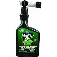 Excel Central Garden 100503873 Moss-Out Moss Killer-HOSE-END MOSS CONTROL