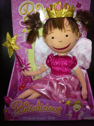 Pinkalicious Cloth Doll