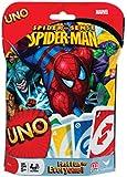 Spider-Man Uno Cards