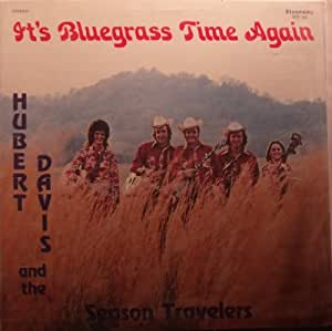 It's Bluegrass Time Again
