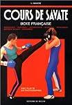 Cours de savate : Boxe fran�aise