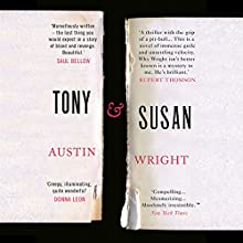 Nocturnal Animals: Official Film Tie-in Originally Published as Tony and Susan Audiobook by Austin Wright Narrated by Lorelei King, Peter Marinker