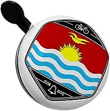 Bicycle Bell Kiribati Flag by NEONBLOND