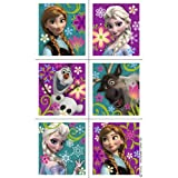 Disney Frozen Stickers - 48 Pack