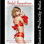 Sinful Sensations: 20 Hot Hardcore Eroticas | Allie Analy,Vivian Lee Fox,Sadie Sensual,Lanora Ryan,Cammie Cunning,Ginger James,Nora Wicked