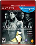 Heavy Rain Director's Cut - PlayStation 3 Standard Edition