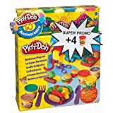 Play Doh - Loisir Cr�atif - P�te � Modeler -  Le Super Barbecue + 4 Potspar Play Doh