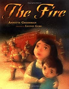 Cover of &quot;The Fire&quot;
