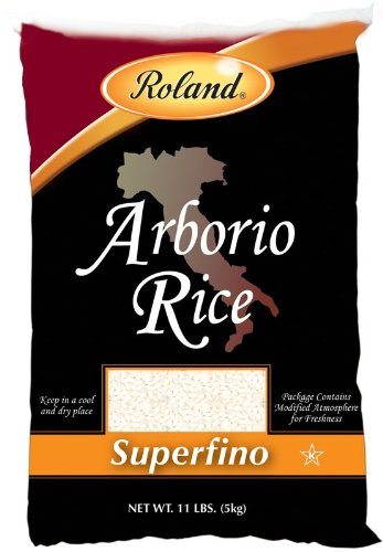 Roland Superfino Arborio Rice from Italy, 11-Pound Package