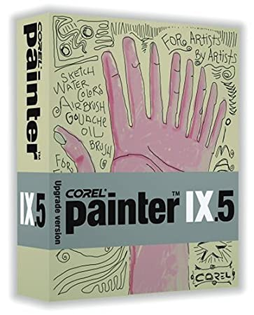 Corel Painter IX.5 Upgrade Win/Mac