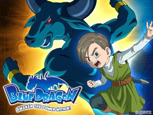 Blue Dragon Episode 1 English Dub HQ - YouTube