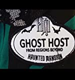 Disney Haunted Mansion Ghost Host Hostess Maid Kitchen Apron Adult Authentic