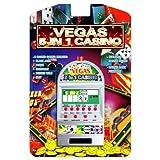 10 PC Las Vegas 5 In 1 Casino Handheld Games Wholesale 10 PC Las Vegas 5 In 1 Casino Handheld Games