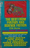 The Best From Fantasy and Science Fiction, 13th Series